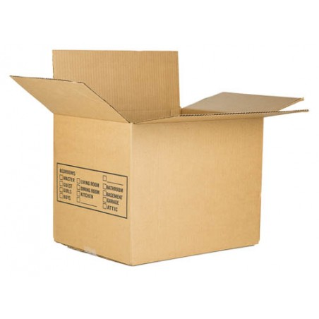 The Medium Moving Box