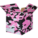 The Camo Moving Box - Glamo/Medium