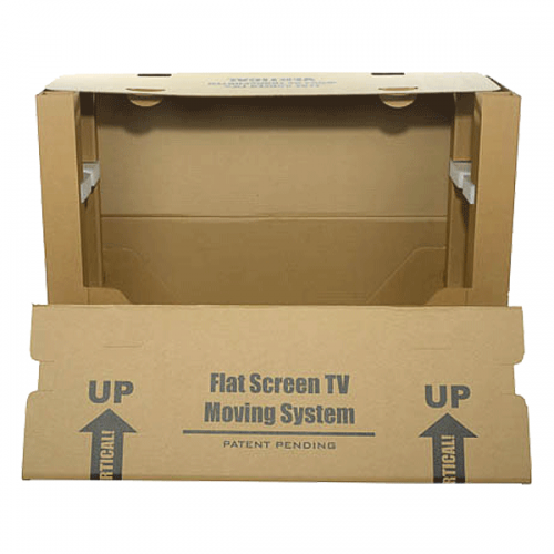 Television Moving Kit 55 Quot Tv Screen Box All Boxed Up